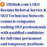 UXO Referral Service